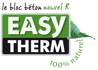 EasyTherm, le bloc bton nouvel R