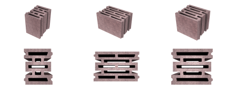 les 3 modules EasyTherm