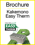 EASYTHERM - Brochure Kakemono Easy Therm