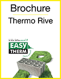 EASYTHERM - Brochure Thermo Rive