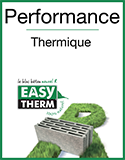 EASYTHERM - Performance Thermique