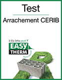 EASYTHERM - Test d'arrachement CERIB